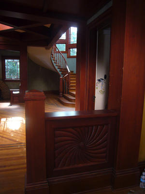 foyer detail