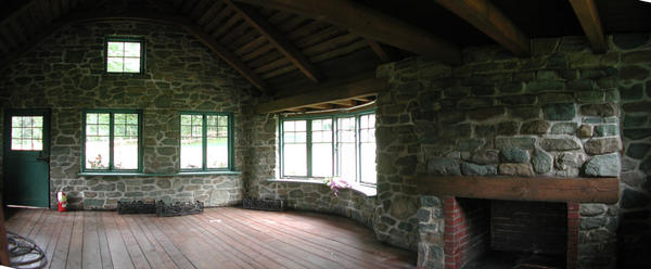 cottage interior
